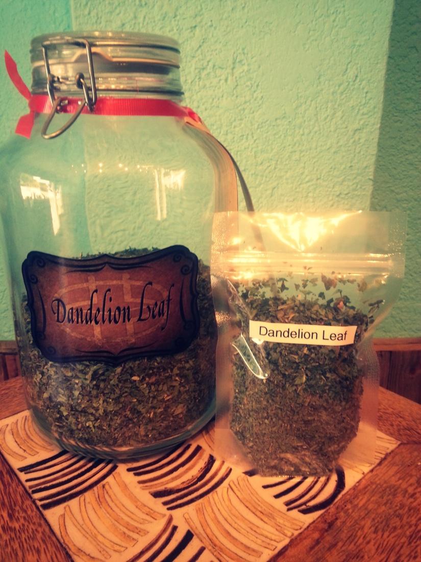 HERB: Dandelion Leaf andRoot