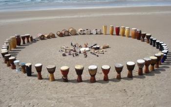circular drums